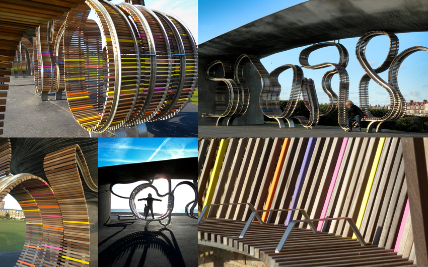 Itu0027s Designed By Studio Weave. Check Out Their Website, They Have Done Some  Lovely Stuff. If I Were An Architect I Would Like To Be Them. The Bench Is  ... Awesome Ideas