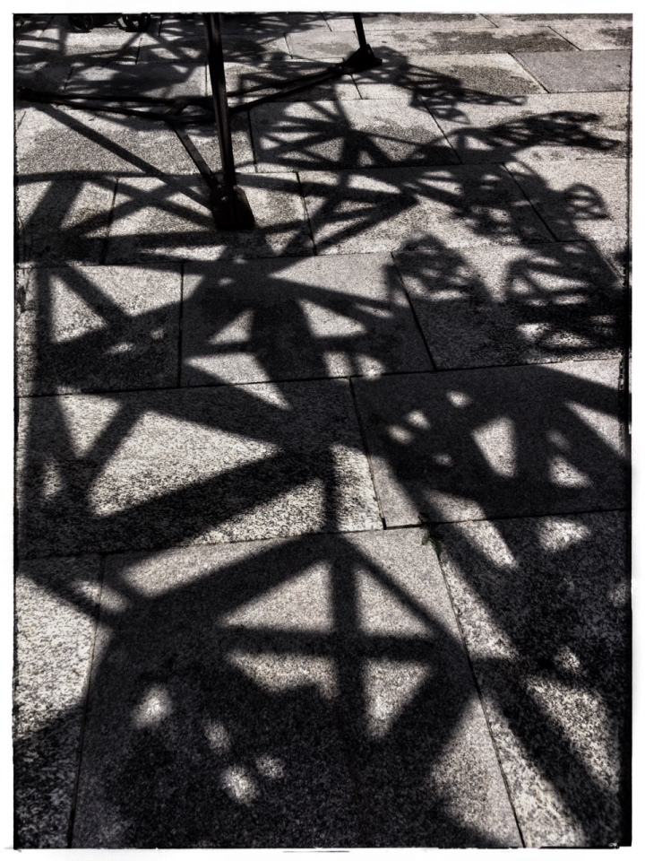 Conrad Shawcross Dappled Sunlight