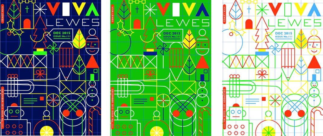 Viva covers
